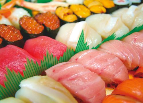 小樽本格寿司